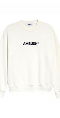Ambush Logo Embroidered Sweatshirt
