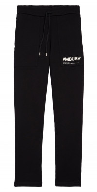 Men's Ambush Workshop Logo Cotton Fleece Joggers