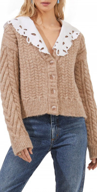 ASTR the Label Pemberly Cardigan