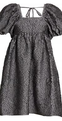 Cecilie Bahnsen Tilde Cloque Babydoll Dress