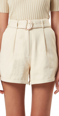 Charlie Holiday Frankie Belted Shorts