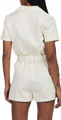 Charlie Holiday South Belted Playsuit