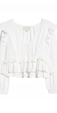 Cleobella Mandie Organic Cotton Blouse