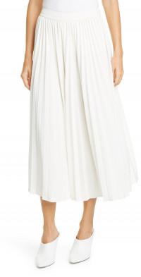 Women's Co Essentials Pleated Midi Skirt