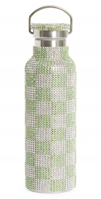 Collina Strada Crystal Embellished Water Bottle