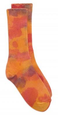 Women's Collina Strada X Gucci Desert Tie Dye Organic Cotton Blend Socks