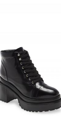Cult Gaia Bratz Leather Boot
