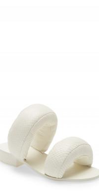 Cult Gaia Pillow Slide Sandal