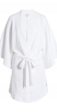 Eberjey Zen Short Spa Robe