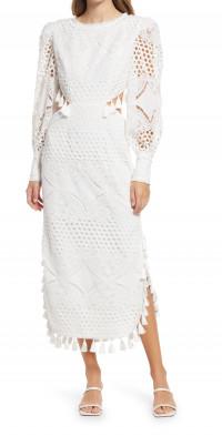 Elliatt Corsica Long Sleeve Dress