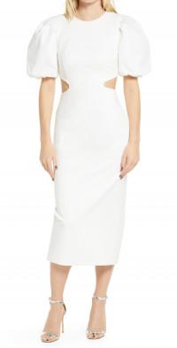 Elliatt Suffage Midi Dress