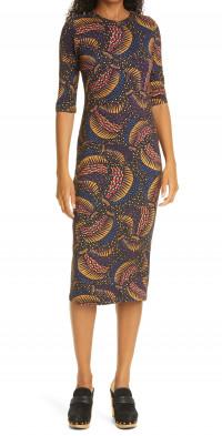 FARM Rio Wild Bananas Knit Dress