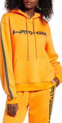 Women's I.am. gia Zandra Logo Cotton Hoodie