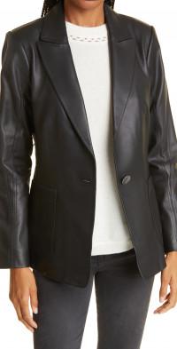 KOBI HALPERIN Aneesa Leather Jacket