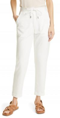KOBI HALPERIN Antonina Drawstring Cotton Blend Pants