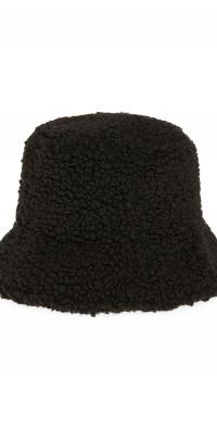 Lack of Color Teddy Fleece Bucket Hat