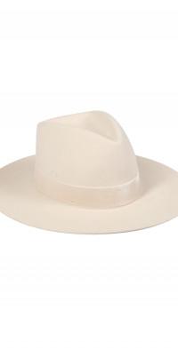 Women's Lack Of Color Benson Wool Rancher Hat - Beige