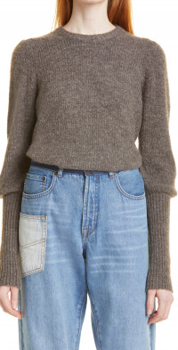 Women's Munthe Rafa Bishop Sleeve Sweater