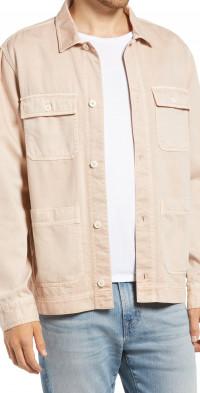 Rails Franklin Cotton Blend Shirt Jacket