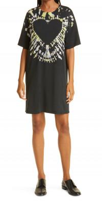 Raquel Allegra Graphic T-Shirt Dress