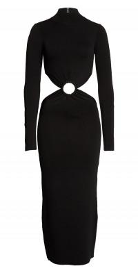Ronny Kobo Chryssa Cutout Maxi Dress