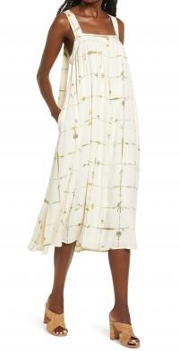 Women's Sancia The Saya Midi Dress