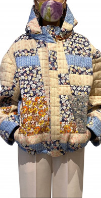 Sea Sydney Quilted Hooded Puffer Jacket