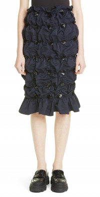 Shushu/Tong Folding Pencil Skirt