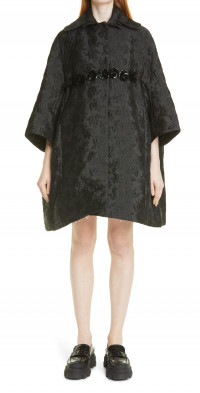 Women's Shushu/tong Oversize Padded Jacquard Coat