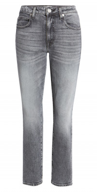 SLVRLAKE Lou Lou High Waist Slim Jeans