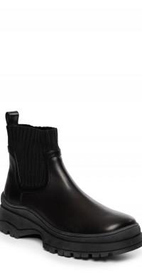 STAUD Bow Chelsea Boot