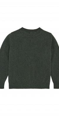 The Row Kids' Dewey Cashmere Sweater