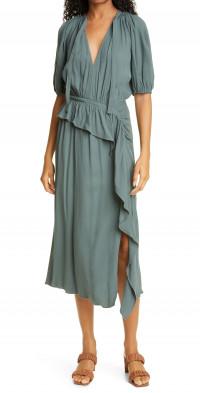Ulla Johnson Leah Midi Dress