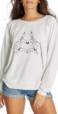 Wildfox Girl Gang Graphic Sweatshirt