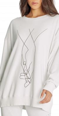 Wildfox Line Art Sweatshirt