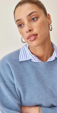 Enda Regenerative Wool Sweater