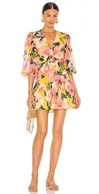 Zora Short Dress
