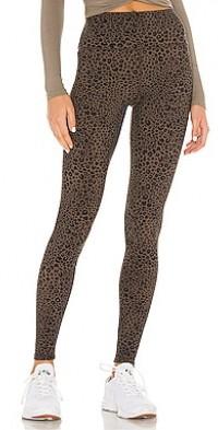 Leopard High Waist Vapor Legging