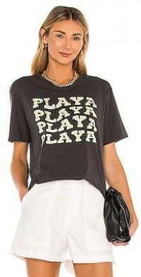 Playa Short Sleeve Knit Tee