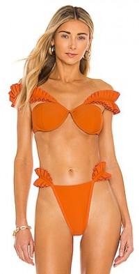 Mulan Bikini Top