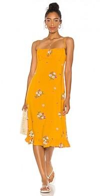 Lotta Davis Midi Dress