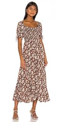 Matilda Nina Midi Dress
