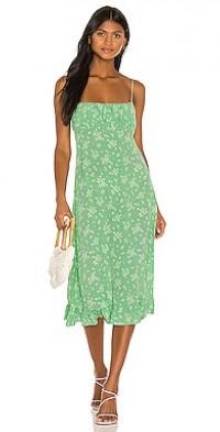 X REVOLVE Maeve Davis Midi Dress