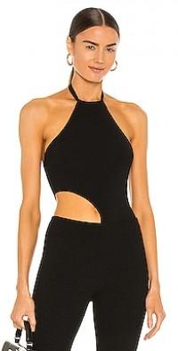 Jade Cutout Bodysuit