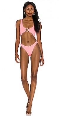 Kendall Glitter Monokini