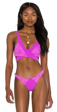 Skylar Wrap Bikini Top