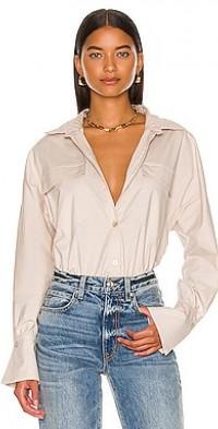 Kristiana Oversized Shirt