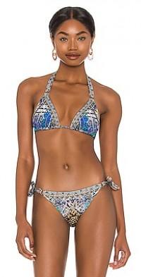Ring Tri Bikini Top