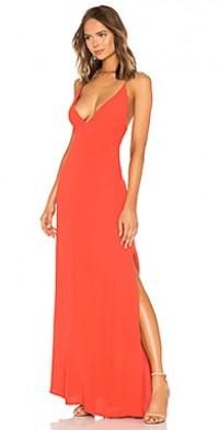 x REVOLVE Odile Maxi Dress