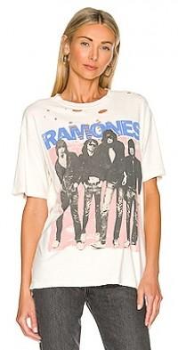 The Ramones Self-Titled Weekend Tee